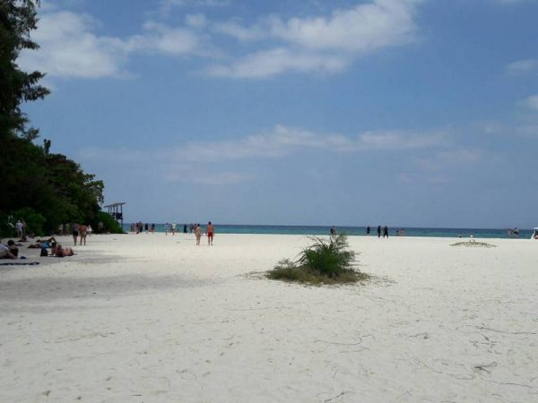 bamboo island visit is the last stop of the sunrise day trip