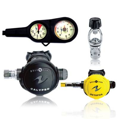 Aqualung Calypso regulator Combo set