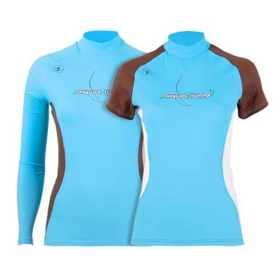 Aqualung Rash guard lady Coco Vanilla