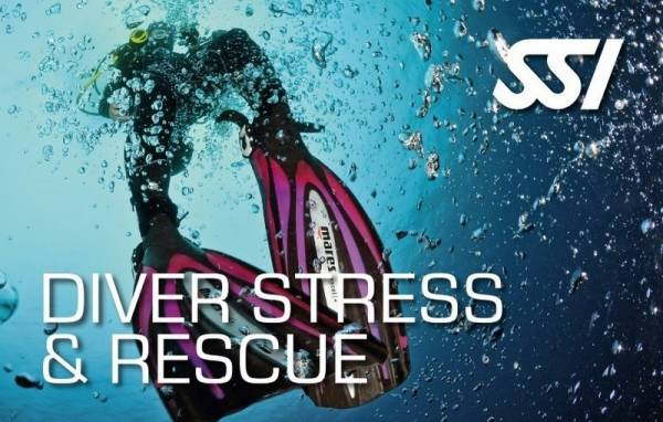 eLearning Diver Stress & Rescue Diver Course