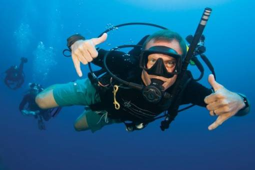 eLearning PADI Open water Diver Course Phuket