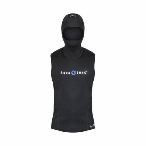 Aqualung 1.5mm hooded scuba diving vest
