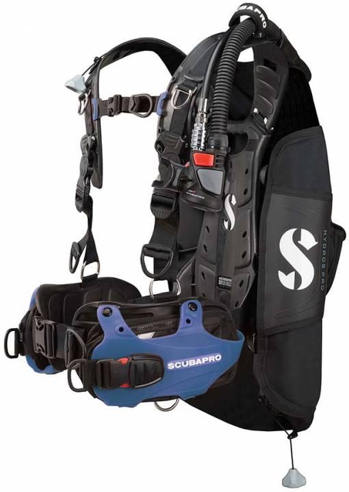 Scubapro Hydros Pro Blue for men and women
