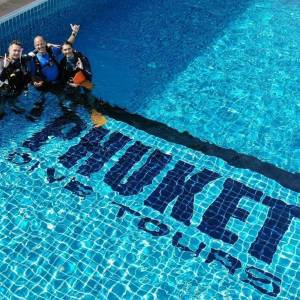 learn to scuba dive in Phuket