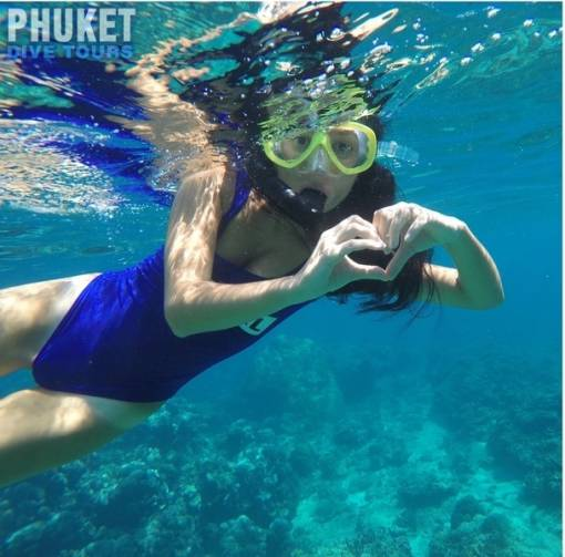 love to snorkel in phuket