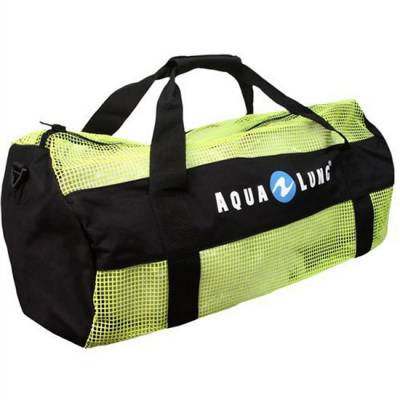 Mariner Scuba diving Mesh equipment bag yellow