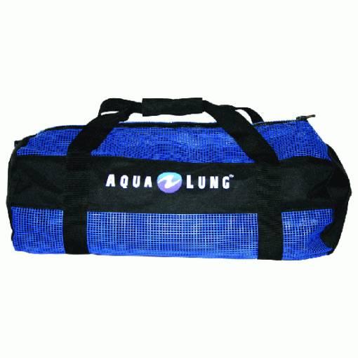 Mariner Scuba diving Mesh equipment bag blue