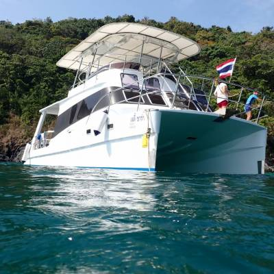 phuket private speedboat charter