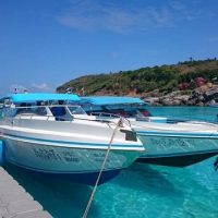 phuket private charter speedboats