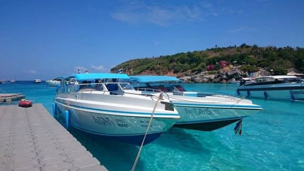 Phuket Private Speedboatfor rent