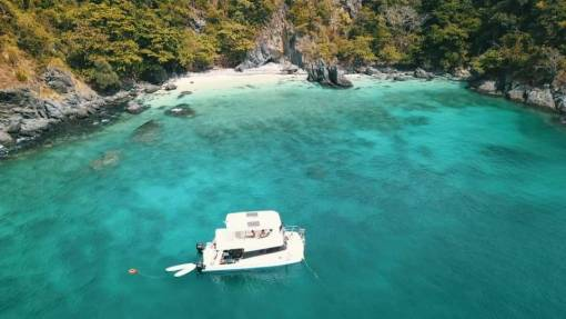 private diving charter phuket