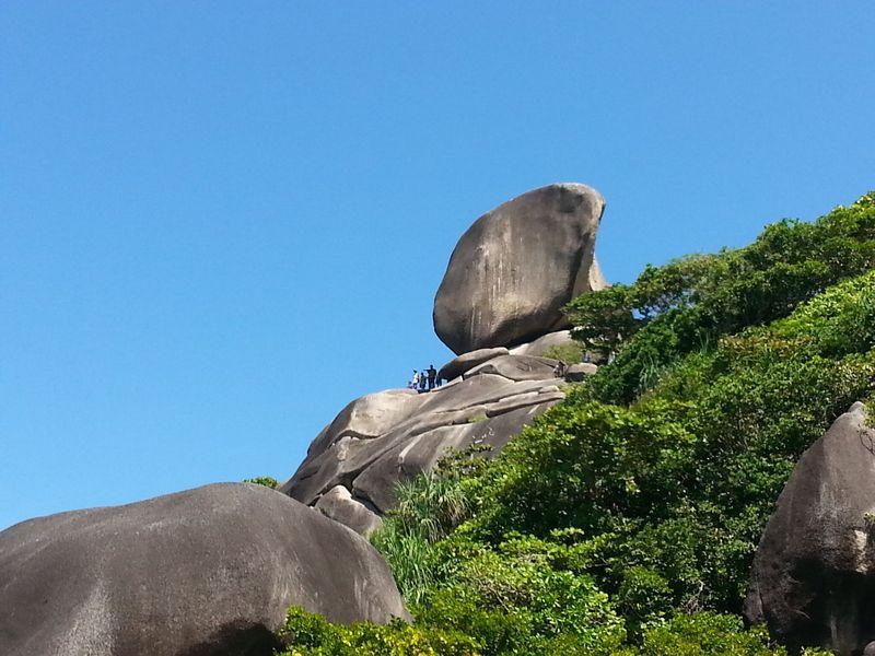 sail rock view point similan islands
