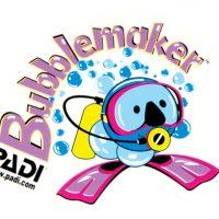 scuba diving for Kids Bubble maker