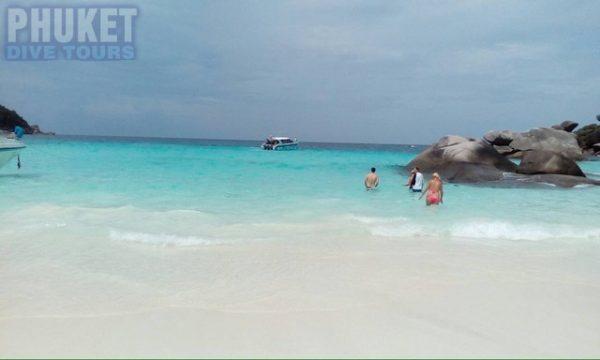 Island 8 similans marine park