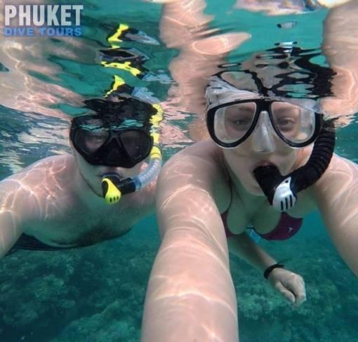 snorkeling day trips in phuket