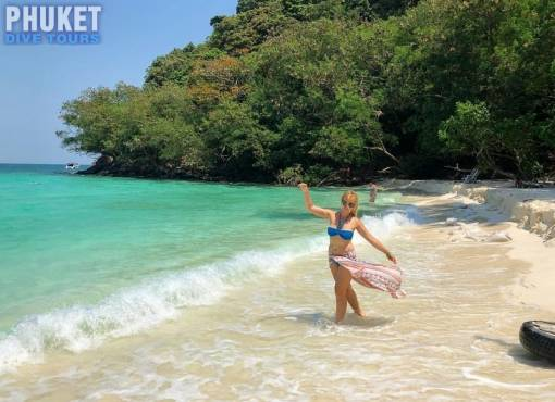 snorkeling trips in phuket coral island
