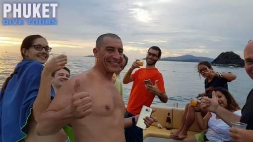 Half Day scuba diving charter