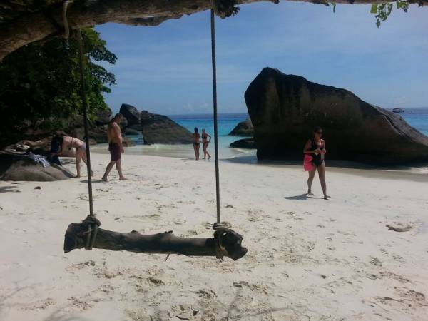 view at similan islands 4